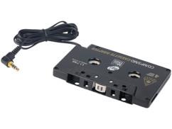 Adaptateur CD/MP3 pour autoradio