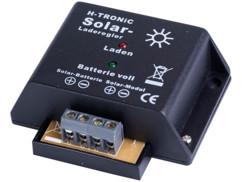 Régulateur de charge pour panneaux solaires 12 V / 4 A