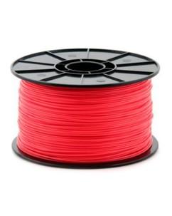Bobine de fil plastique ABS - Rouge