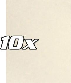 Ruban adhésif pour plateforme d'imprimante 3D 'EX2', lot de 10