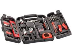 Valise à outils - 50 pièces spéciale ''Six Pans''