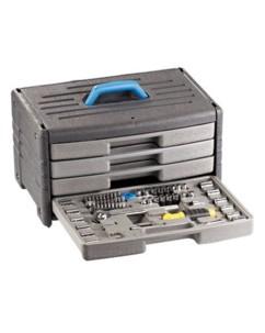 Valise à outils avec tiroirs - 100 pièces