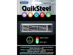 Mastic de réparation QuikSteel pour aluminium - 56,8 g