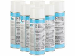6 sprays d'étanchéité - Blanc - 400 ml