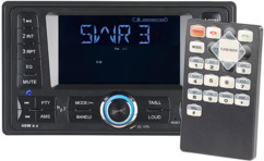 "Autoradio avec RDS / Bluetooth / USB / SD ""CAS-4380.bt"""