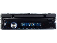Autoradio ''CAS-4500.tab'' bluetooth  / SD / USB