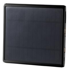 Panneau solaire 15 cm avec batterie 15000 intégrée et double USB revolt