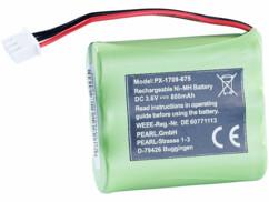 Batterie de rechange pour téléphone ''TTF-402''