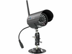 Caméra de surveillance infrarouge sans fil ''DSC-410.Ir''
