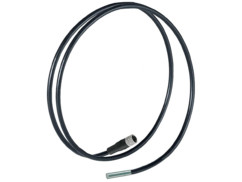 Col de cygne flexible avec caméra pour endoscope - 1m