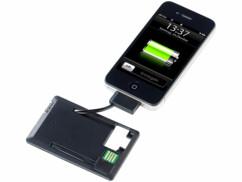 Chargeur ultra-plat 400 mAh pour iPhone 3 et iPhone 4