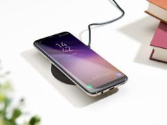 Kit chargement à induction compatible Qi pour Galaxy S4