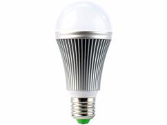 Ampoule LED RVB E27 pour système Casa Control
