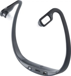 Micro-casque sport et bluetooth ''BN-930.bt'' avec fonction radio & MP3