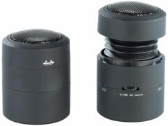Mini enceintes nomades avec bluetooth 3.0 MSS-580.bt3
