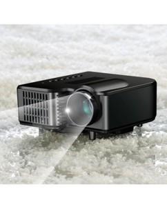 Mini Vidéoprojecteur avec lecteur média intégré ''LB-936''
