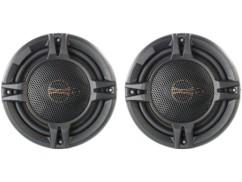 Paire de haut-parleurs pour voiture ou HiFi - 16,5 cm - 130 W