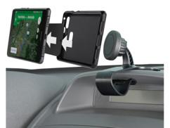 fixation magnétique universel pour smartphones à coque plastique et métal avec pince