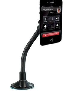 Support ventouse flexible pour iPhone 5