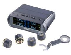 controlleur électronique sans fil de pression des pneus lescars