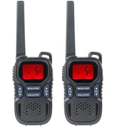 Talkies-walkies professionnels USB avec fonction VOX et portée 10 km WT-711