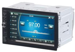 autoradio tactile 2 din avec bluetooth camera de recul mirrorlink télécommande lecteur usb sd creasono cas-4445