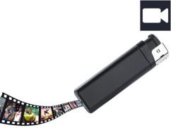 Briquet mini caméra vidéo ''MC-720''