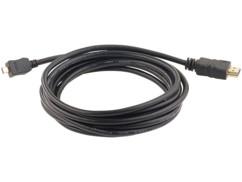 Câble Micro-HDMI vers HDMI par Auvisio.