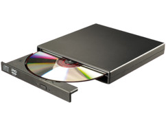 Lecteur DVD externe & ultra fin USB 2.0