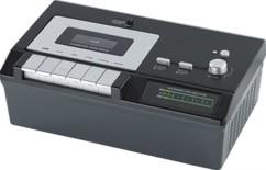 Lecteur cassette avec encodeur USB UCR-2200