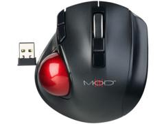 souris sans fil avec trackball boule balle de defilement rapide pour graphistes et gamers mod it