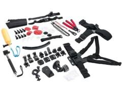 66 accessoires pour caméras sport Somikon et GoPro