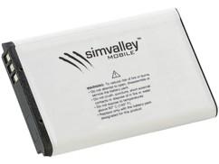 Batterie 600 mAh pour SX-305