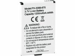 Batterie supplémentaire 1200 mAh pour ''XL-959''