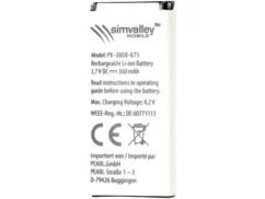 Batterie supplémentaire pour Téléphone-oreillette SHX-660.duo