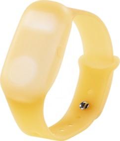 Bracelet en silicone pour traceur GPS GT-340 - Orange