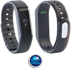 Bracelet fitness Bluetooth FBT-55 avec notifications (reconditionné)