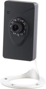 Caméra IP HD avec bouton WPS & vision infrarouge ''IPC-240.HD''
