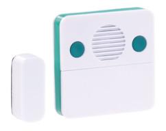 Détecteur d'ouverture de porte avec alarme réglable