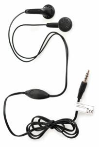 kit mains libres filaire pour téléphone outdoor XT 690 simvalley