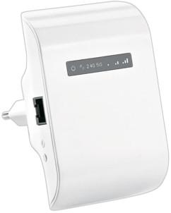 Répéteur wifi 600 Mbps ''WLR.600-ac'' avec bouton WPS