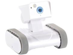 Robot de surveillance vidéo HD ''HSR-1'' pilotable à distance