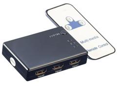 Switch HDMI triple - automatique avec télécommande