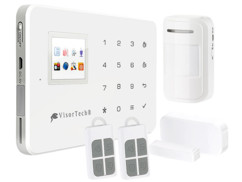"Système d'alarme wifi et GSM ""XMD-5400.wifi"""