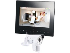 Système de surveillance numérique Visortech DSC-720 - 1 caméra