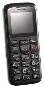 telephone portable grandes touches pour seniors et enfants avec fonction garantruf appel sos