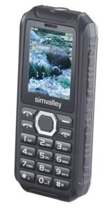 téléphone gsm quadribande antichoc outdoor et étanche simvalley xt-690