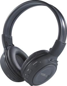 Casque Hi-Fi ''MPH-232.SD'' avec lecteur MP3 intégré et radio FM