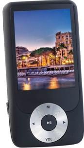 Lecteur & enregistreur MP3 / vidéo / FM ''DMP-361.fm''