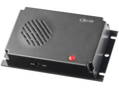 Dispositif anti-martres hautes fréquences.